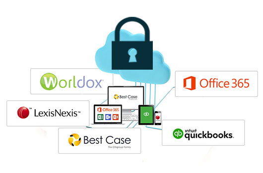 Secure Cloud storage for lawyers