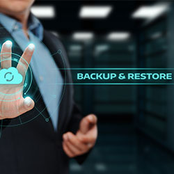 cloud up and restore