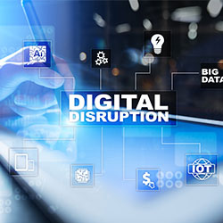 Preparing for Digital disruption in the cloud