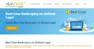 best case bankruptcy cloud on airdesk legal