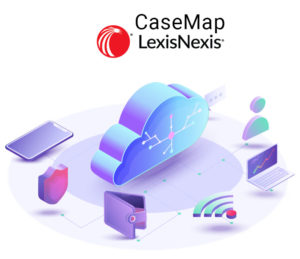 CaseMap Legal software in the cloud
