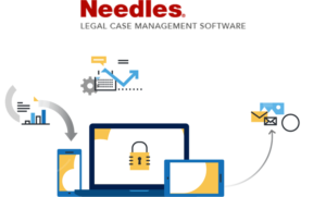 Needles Case management software in the cloud