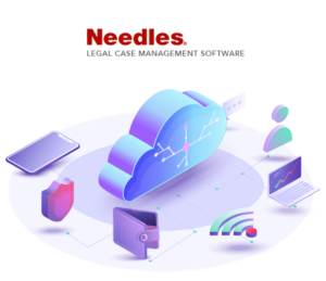 Cloud base Needles management legal software